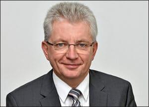 DocuWare-Geschäftsführer Max Ertl