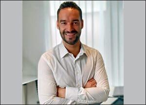 Philipp Grévy, Head of Sales SME Germany bei SD Worx